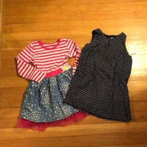 2 4t dresses